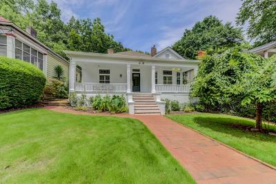 Atlanta Single Family Home For Sale: 362 Augusta Avenue SE