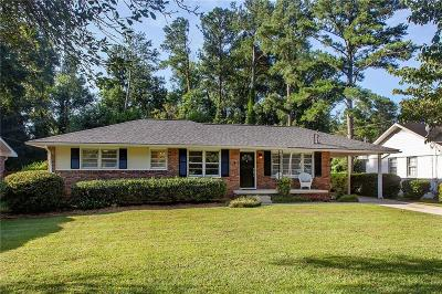 Decatur Single Family Home For Sale: 2419 Hunting Valley Drive