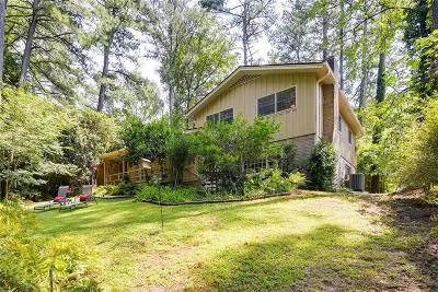 Atlanta Single Family Home For Sale: 3590 Hidden Acres Drive