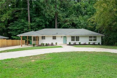 Atlanta Single Family Home For Sale: 2418 Lavista Road NE