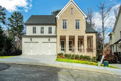 Peachtree Corners, Norcross Single Family Home For Sale: 5941 Brundage Lane