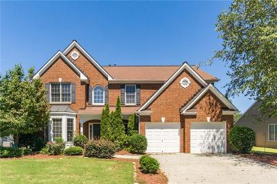 Alpharetta Single Family Home For Sale: 445 Sydney Walk
