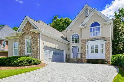 Marietta Single Family Home For Sale: 519 Prentiss Point SE