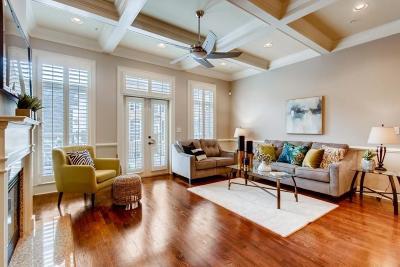 Atlanta Condo/Townhouse For Sale: 408 River Vista Drive #48