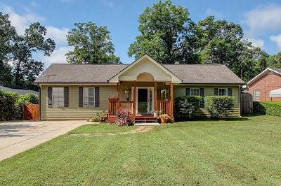 Atlanta GA Single Family Home For Sale: $303,000