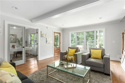 Atlanta Single Family Home For Sale: 838 Belfast Street SW
