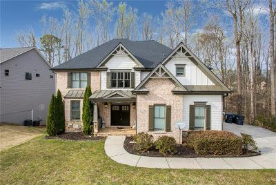 Cumming GA Single Family Home For Sale: $395,000