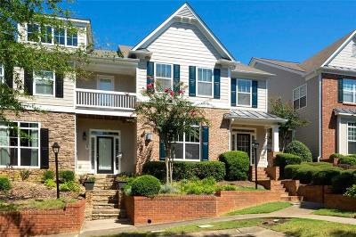 Suwanee Condo/Townhouse For Sale: 975 Cambron Commons Trace