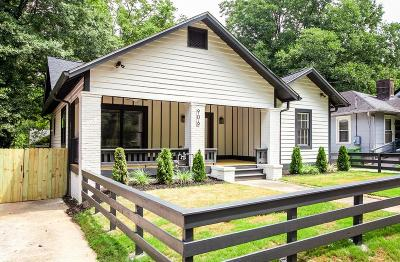Atlanta Single Family Home For Sale: 906 Westmont Road SW