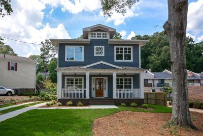 Decatur Single Family Home For Sale: 404 Sycamore Drive