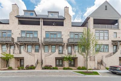 Sandy Springs Condo/Townhouse For Sale: 6661 Cadence Boulevard