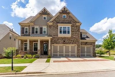 Johns Creek Single Family Home For Sale: 10365 Grandview Square