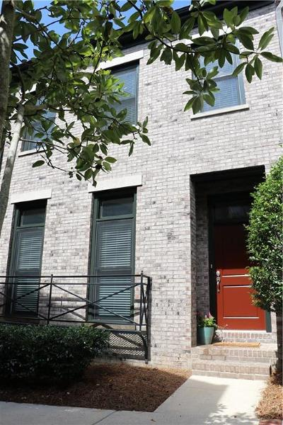 Cumming Condo/Townhouse For Sale: 3167 Neal Court