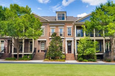 Atlanta Condo/Townhouse For Sale: 803 Creekgarden Court