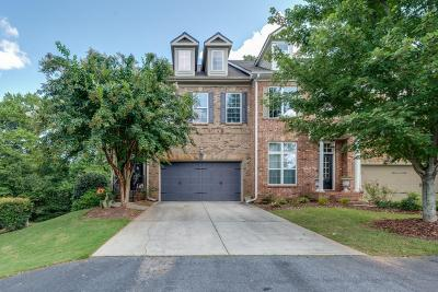 Johns Creek Condo/Townhouse For Sale: 10413 Park Walk Point