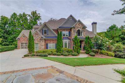 Suwanee Single Family Home For Sale: 5011 Grimsby Cove