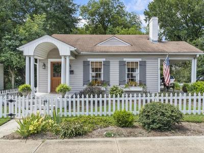 Marietta Single Family Home For Sale: 323 Cherokee Street NE