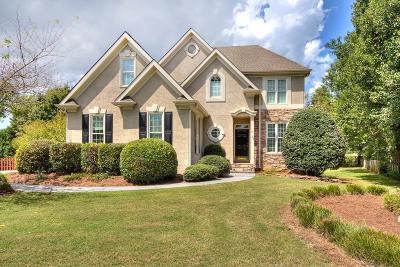 Cartersville Single Family Home For Sale: 5 Hampton Lane