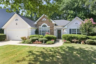 Kennesaw Single Family Home For Sale: 4009 Dorchester Walk NW