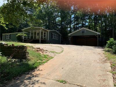Cumming Single Family Home For Sale: 1795 Valley Lane