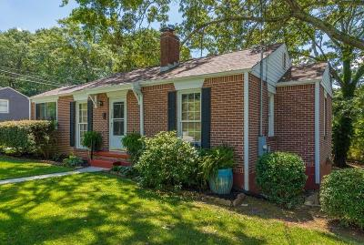 East Point Single Family Home For Sale: 1324 East Forrest Avenue