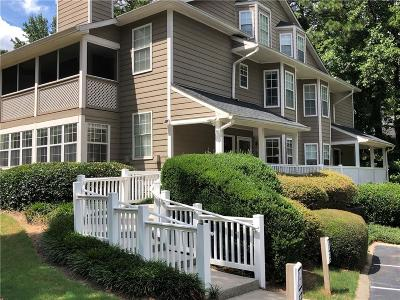 Dunwoody Condo/Townhouse For Sale: 2145 N Forest Trail