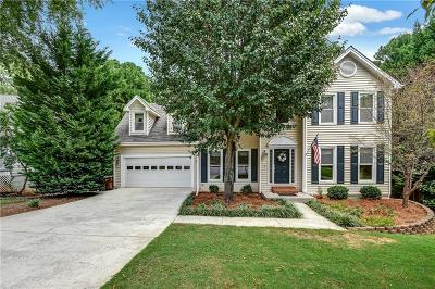 Johns Creek Single Family Home For Sale: 5245 Bentley Hall Drive