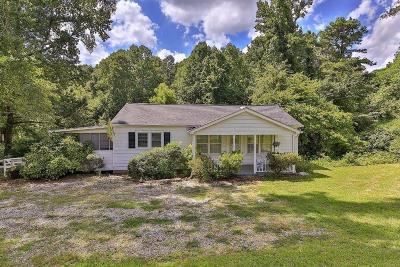 Roswell Single Family Home For Sale: 9320 Coleman Road
