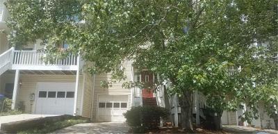 Atlanta Condo/Townhouse For Sale: 2224 Spring Walk Court