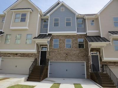 Gainesville Condo/Townhouse For Sale: 3464 Abbey Way