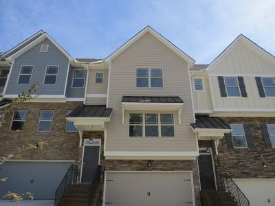 Gainesville Condo/Townhouse For Sale: 3460 Abbey Way