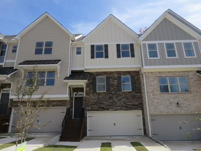 Gainesville Condo/Townhouse For Sale: 3456 Abbey Way