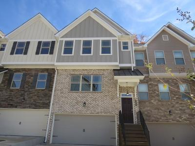 Gainesville Condo/Townhouse For Sale: 3452 Abbey Way