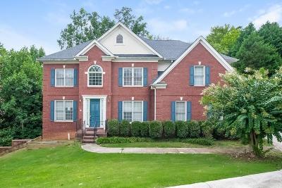 Atlanta Single Family Home For Sale: 1362 Cascade Falls Drive SW