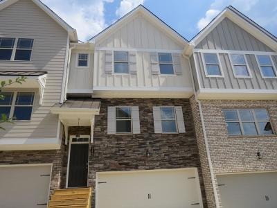 Gainesville Condo/Townhouse For Sale: 3493 Abbey Way