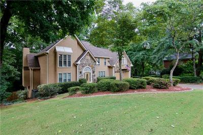 Marietta Single Family Home For Sale: 4522 Club House Drive