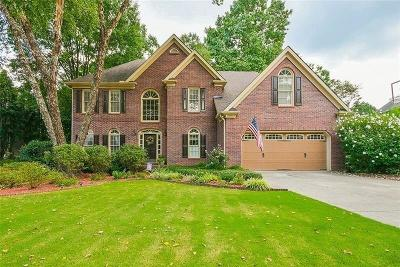 Acworth Single Family Home For Sale: 966 Fairlong Drive NW