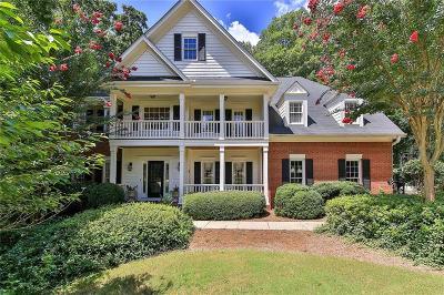Alpharetta Single Family Home For Sale: 8495 Caney Creek Landing