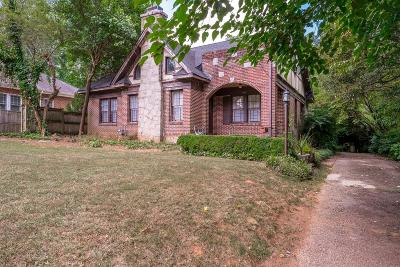 Decatur Single Family Home For Sale: 723 Avery Street