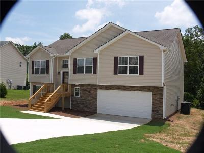 Gainesville Single Family Home For Sale: 3447 Silver Wood Walk