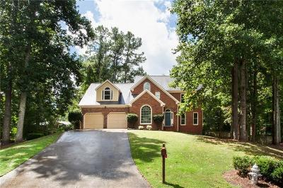 Marietta Single Family Home For Sale: 1030 Westersham Place SW