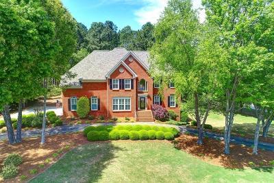 Grayson Single Family Home For Sale: 1560 Natchez Way
