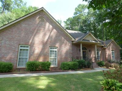 Acworth Single Family Home For Sale: 2711 County Line Road