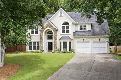Johns Creek Single Family Home For Sale: 200 Ketton Crossing