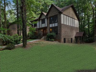 Sandy Springs Single Family Home For Sale: 7501 Auden Trail