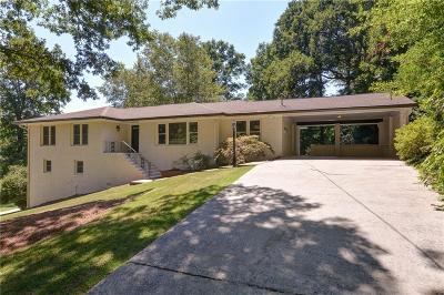 Atlanta Single Family Home For Sale: 445 Montevallo Drive
