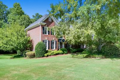 Johns Creek Single Family Home For Sale: 500 Harbour Gate Circle
