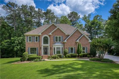 Alpharetta Single Family Home For Sale: 275 Thompson Springs Drive