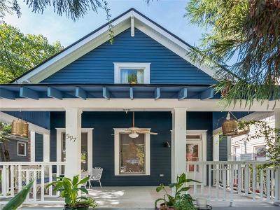 Atlanta Single Family Home For Sale: 597 Pickett Street SE