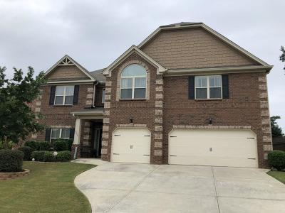Flowery Branch Single Family Home For Sale: 6248 Brookridge Drive